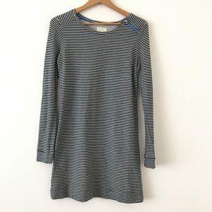 Lou & Gray Dress Striped Long Sleeve